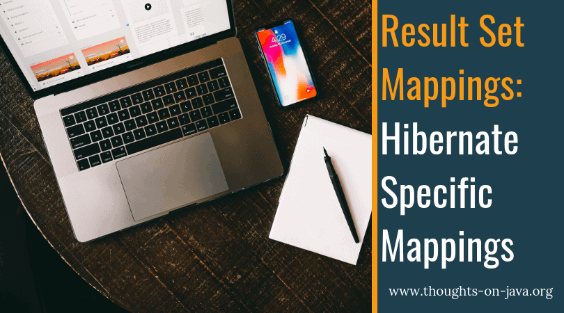 Result Set Mapping: Hibernate specific mappings