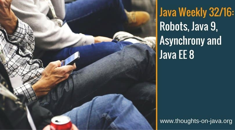 Blog - Thoughts on Java -