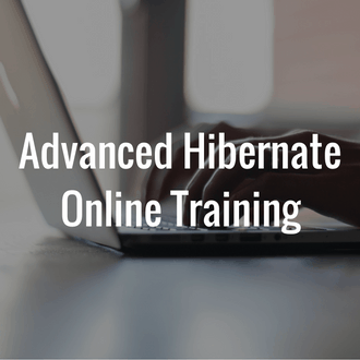 Advanced Hibernate Online Training (1)
