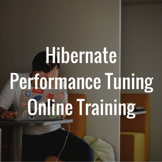 Hibernate Performance Tuning (2)