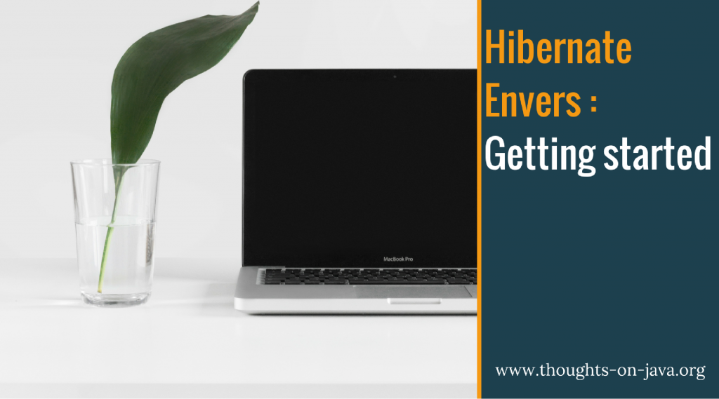 Hibernate Envers – Getting started