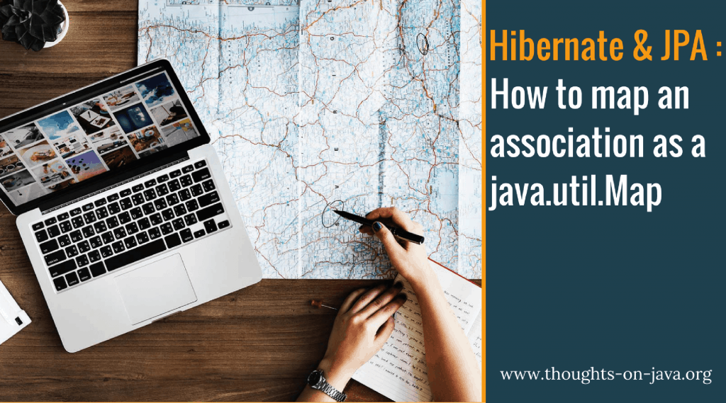 How to map an association as a java.util.Map