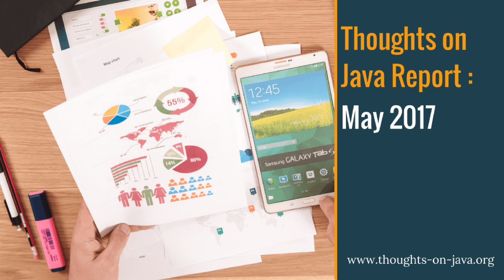 Thoughts on Java Report_ May 2017