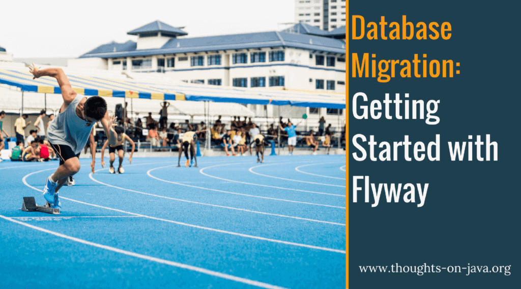 getting started with flyway and version