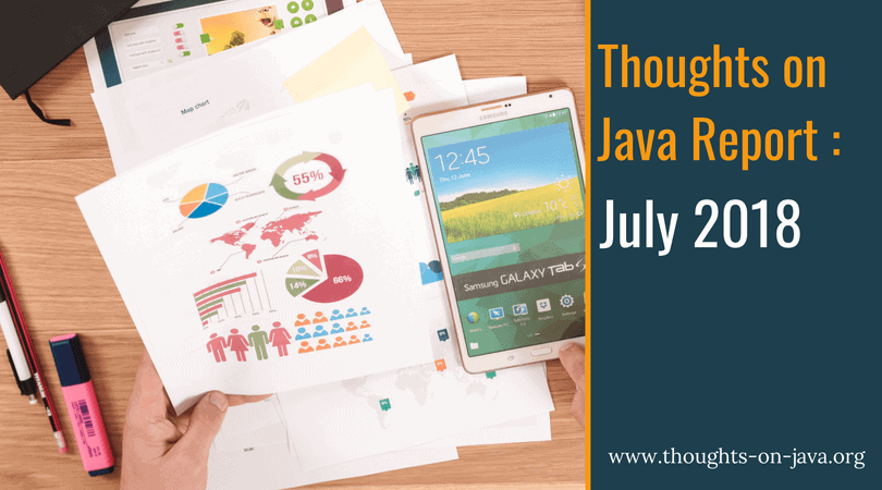 Thoughts on Java Report January 2018: Let's make 2018 even